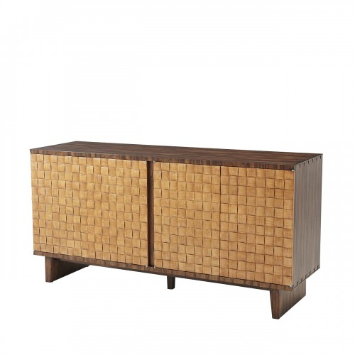 KENO6104 The Checkerboard I Sideboard Theodore Alexander