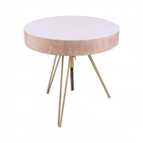 ELK Lighting Biarritz Suar Wood Accent Lamp Table Brooklyn, New York