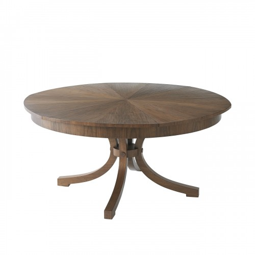 Avalon Dining Table, Theodore Alexander Table Brooklyn, New York