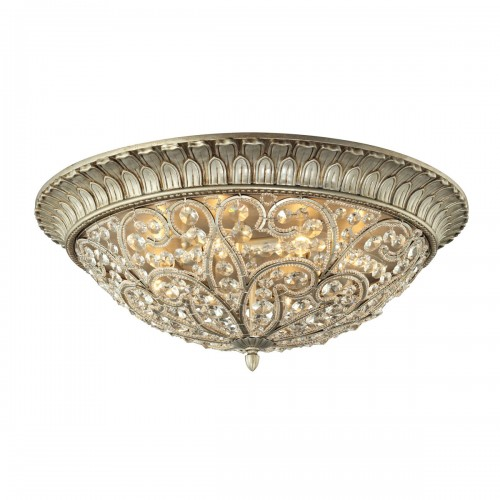 Andalusia 116958 ELK Lighting Unique Flush Mount Ceiling Lights Brooklyn, New York - Accentuations Brand