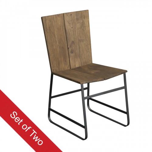 75356 coast to coast Sequoia Dining Chairs Set