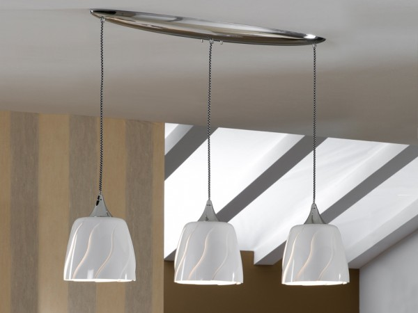 Schuller Helike Pendant 3l Lights, Brooklyn, New York by Accentuations Brand