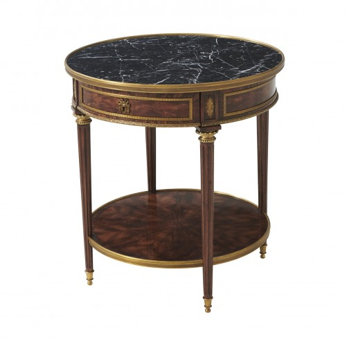 5005 589 Formalities Accent Table theodore alexander