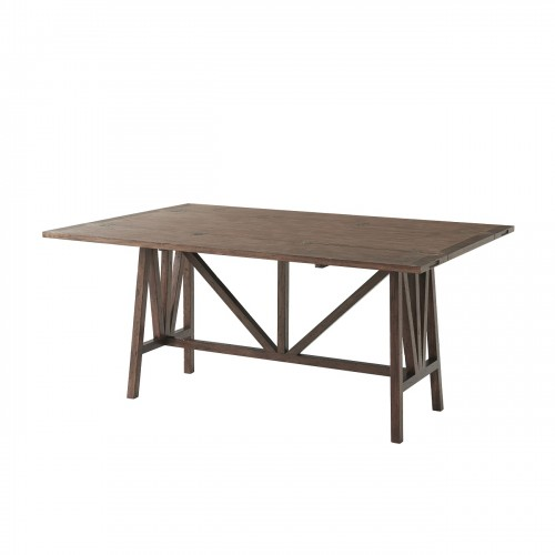 5305 303 Dakota Console/Dining Table Theodore Alexander