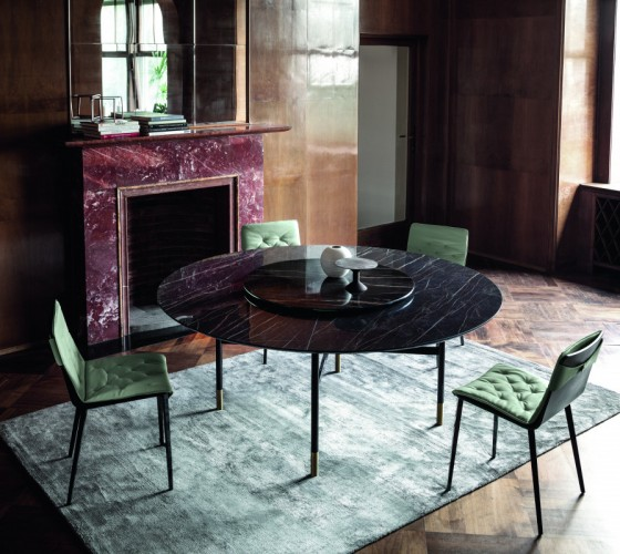 Glamour Table	, Bontempi CASA Dining Table