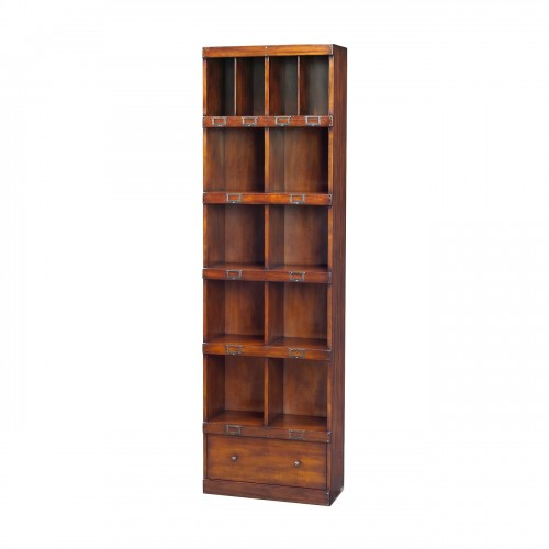 The Agra Bookcase, Theodore Alexander Bookcase, Brooklyn, New York, Furniture by ABD