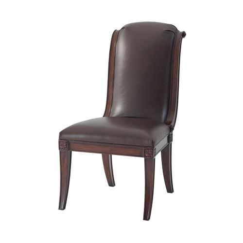 Gabrielle Dining Chair, Theodore Alexander Chairs Brooklyn, New York