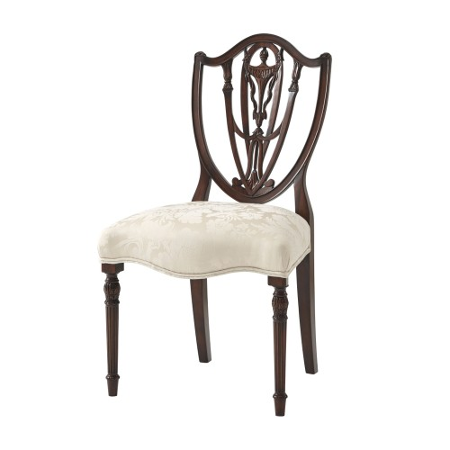 The Hidden Vase Dining Chair, Theodore Alexander Chairs Brooklyn, New York