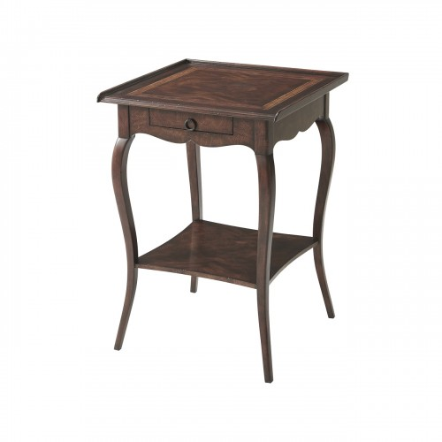 5005 777 Fin Accent Table theodore alexander
