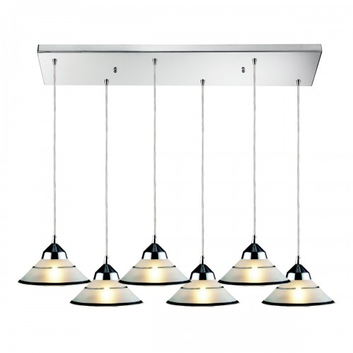 ELK Lighting Refraction 14776rc Pendant Lights Brooklyn,New York by Accentuations Brand