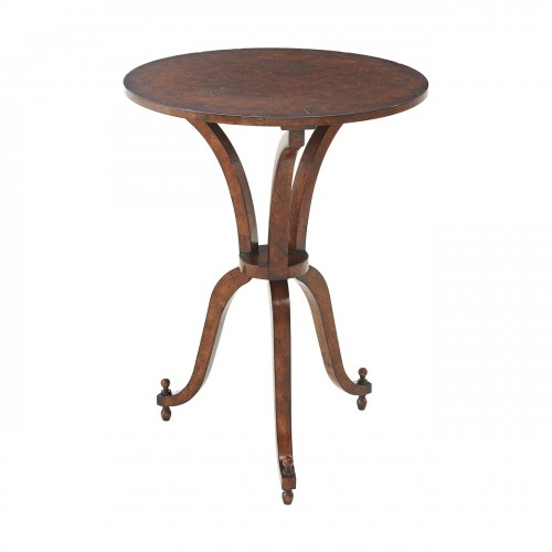 505 620 Casual The Pantheon Accent Table theodore alexander