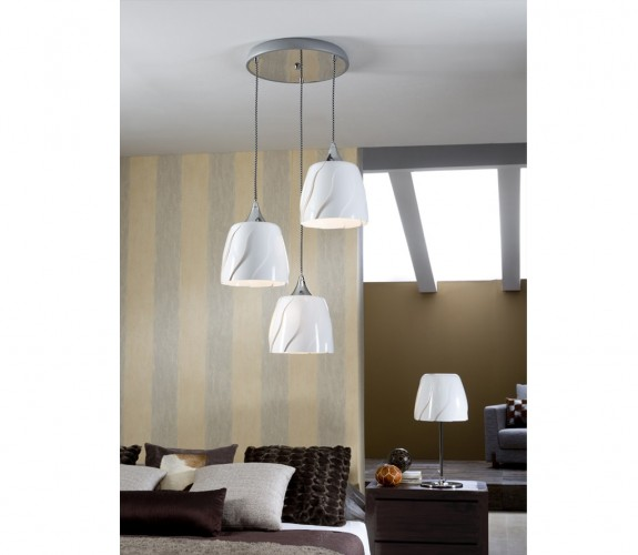 Schuller Helike Pendant Lighting, Brooklyn, New York by Accentuations Brand