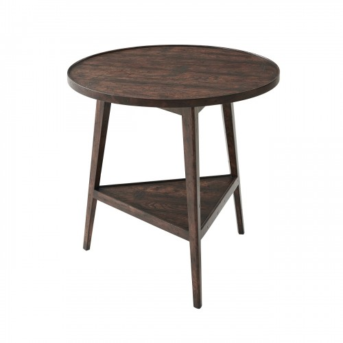 AL50157 Lawn Cricket Accent Table Theodore Alexander