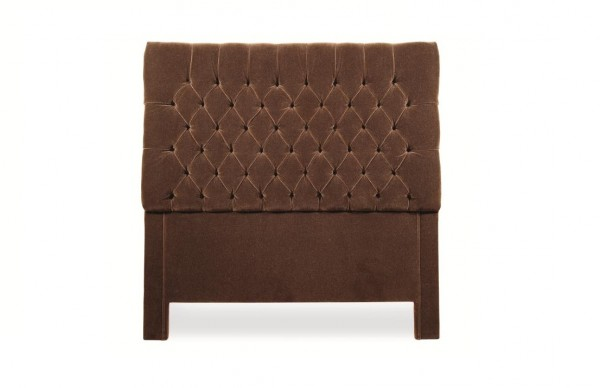 Century Furniture Square Uph Tufted Upholstered Headboard