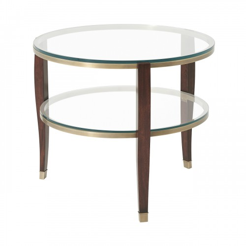 5000 620 Seeing Double Accent Table theodore alexander