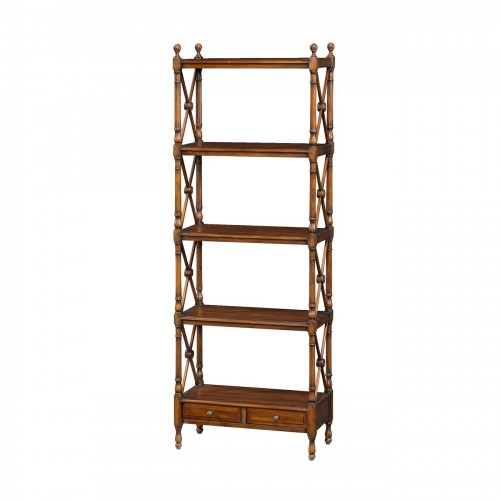 6300 008 Grand Tour Etagere Theodore Alexander
