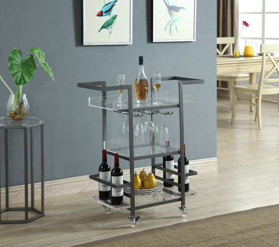 13607 serving bar cart coast to coast