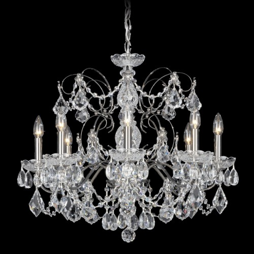 Schonbek Crystal Chandeliers Brooklyn,New York- Accentuations Brand