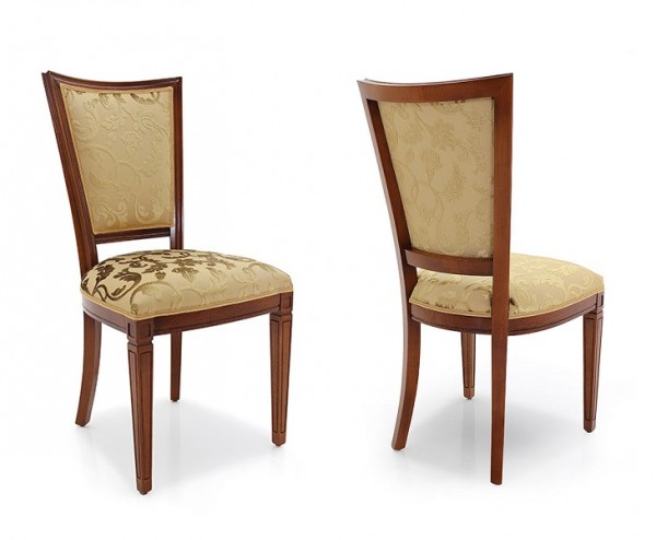 Seven Sedie, Praga Side Chairs on Sale 0300s, Brooklyn, Accentuations Brand