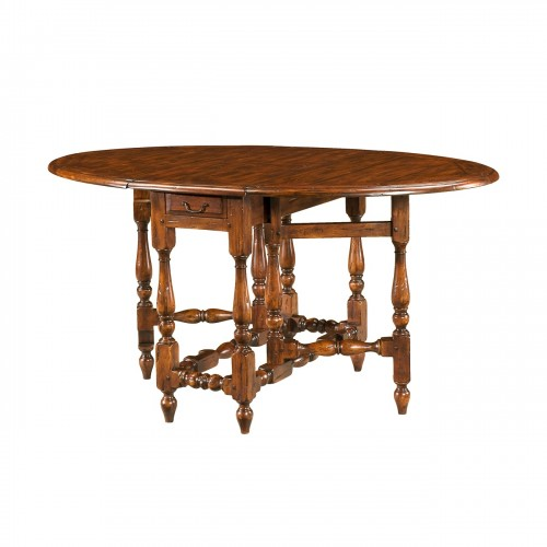 CB54010 Homely Simplicity Bistro Table Theodore Alexander