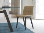 Kuga Chair / Wood Legs,  Bontempi CASA Dining Chairs