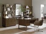 Cross Effect Icon Desk Chair, Lexington Home Brands Desk