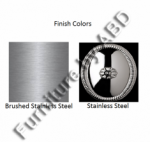 Schonbek flush mount lighting, Accentuations Brand, Furniture by ABD