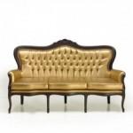 foglia sofa 9218E seven sedie