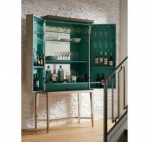 Ariana Cheval Bar Cabinet, Lexington Traditional Cabinet Styles