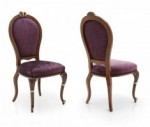 Seven Sedie, Anna Chair 0183s Leather Dining Chairs