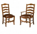 CB40008WL The Antique Kitchen Side Chair Theodore Alexander
