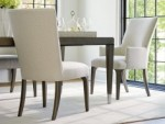 Ariana Bellamy Dining Chair, Lexington Leather Dining Chairs For Sale