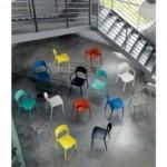 Gipsy Chair, Bontempi Chairs
