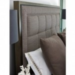 Ariana ST. Tropez Bed, Lexington Upholstered Panel Bed