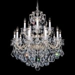 Schonbek Crystal Chandeliers, Furniture by abd, Accentuations Brand