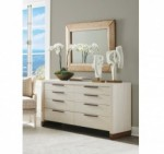 Bluff Double Dresser, Lexington Contemporary Bedroom Dressers, Brooklyn, New York, Furniture by ABD