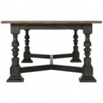 Bryant Dining Table, Theodore Alexander Dining Table Brooklyn, New York