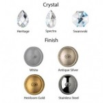 Schonbek Crystal and Finish