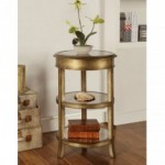 Grafton Metalic Gold finish adds a subtle glamour